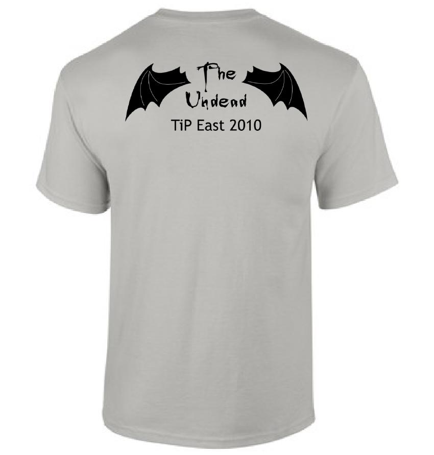 TIP 2010 Class Shirt