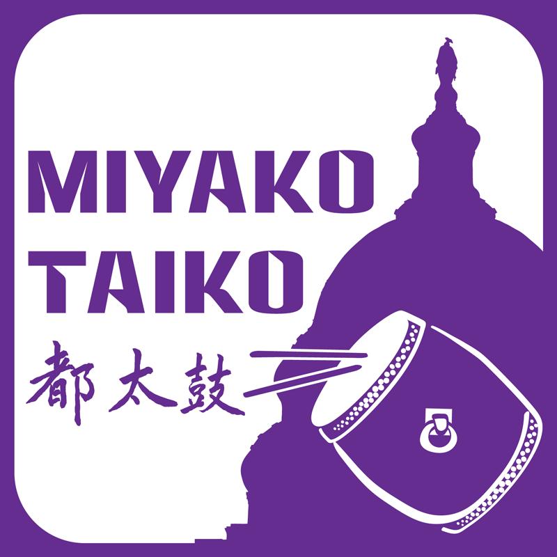 Miyako Taiko Logo