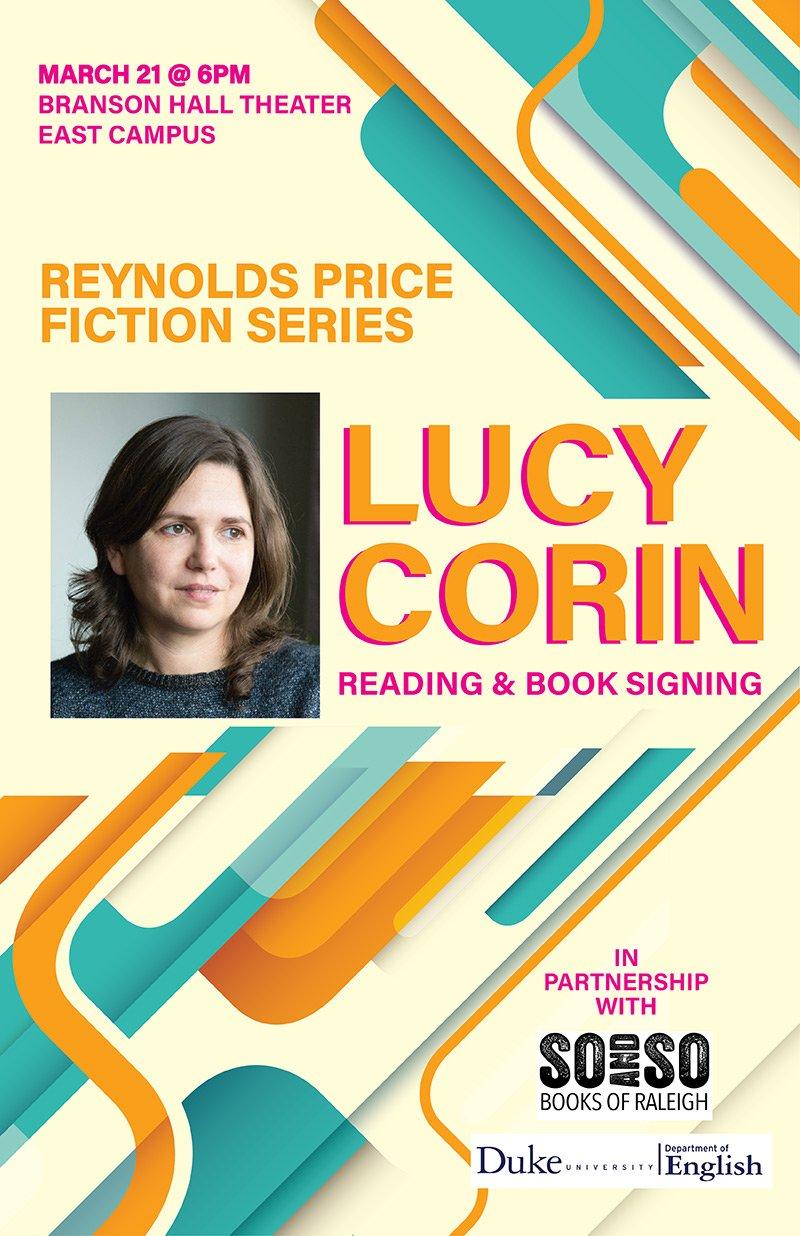2016 Reynolds Price Fiction Series